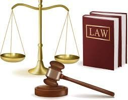 Justice and laws image.