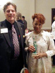 Penny Godboldo, Libby Award Winner