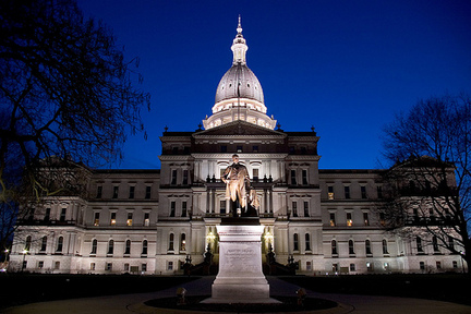 Michigan Capitol Building