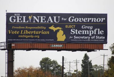 Gelineau & Stempfle Billboard