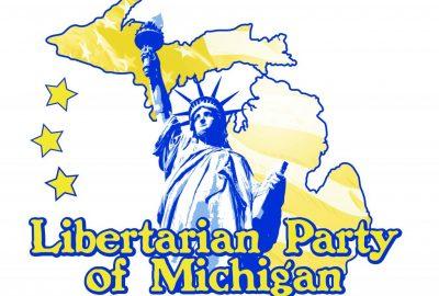 2016 Libertarian Party of Michigan Logo