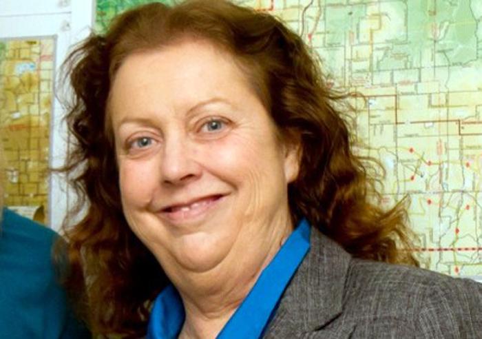Affordable housing merchant Donna Gundle-Krieg