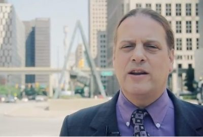 America's Future Detroit Michigan Chair Scotty Boman