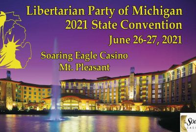 Official 2021 Convention will be June 26 through 27 in Mount Pleasant